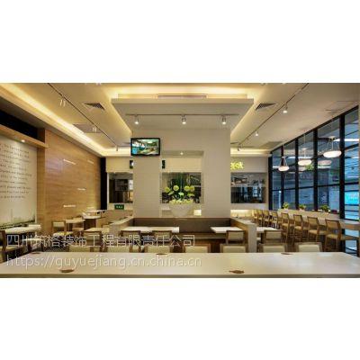 成都餐饮店面装修三大设计理念和四大注意事项