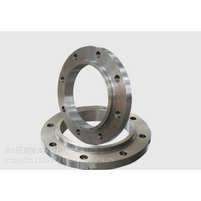 化工Q235碳钢材质HG20594-2009 SO 带颈平焊钢制管法兰 正盛厂家