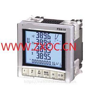 中西 智能电力仪表(全功能型) 型号:YNSH-PD810-Q库号:M142130