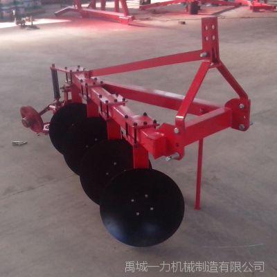 圆盘犁生产厂家 出口圆盘犁 拖拉机耕地圆盘犁 1LY-420系列圆盘犁