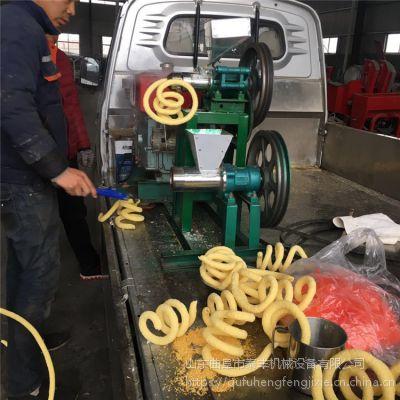 宿州现货载零噪音4缸双机头米花机 16单缸弹簧粽子机畅销 麻花卷机
