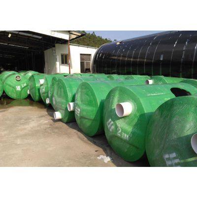 新型PE化粪池 玻璃钢生物化粪池无渗漏无污染