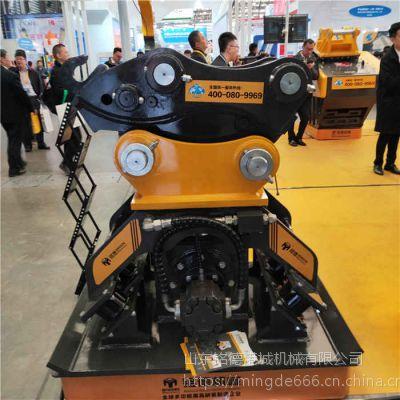 安徽三一245挖机打夯机生产厂家地面夯实器