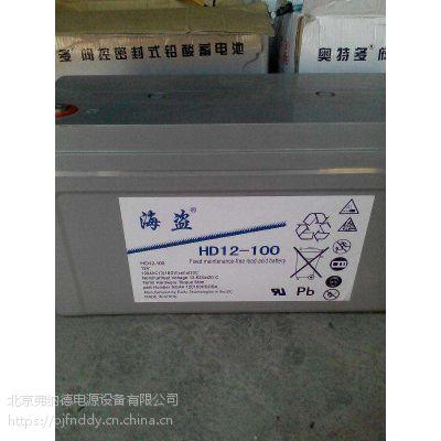 海盗蓄电池HD12-65出厂价格