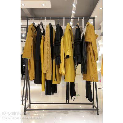米祖广州深圳尾货批发市场在哪折扣女装 北京尾货批发拿货黑色旗袍唐装