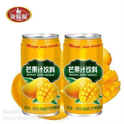 芒果汁饮料180ml加盟
