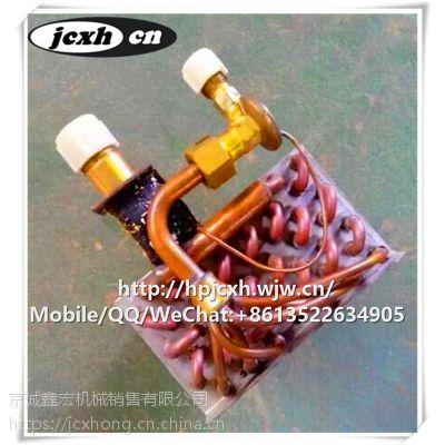 供应厦工装载机配件蒸发器芯