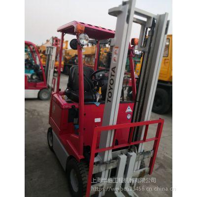 二手叉车 旧叉车 上海二手叉车大市场直销 质量保证 车辆正规
