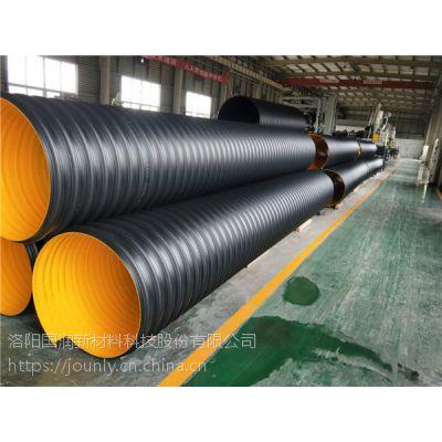 青海西宁钢带增强聚乙烯(PE)螺旋波纹管的应用领域