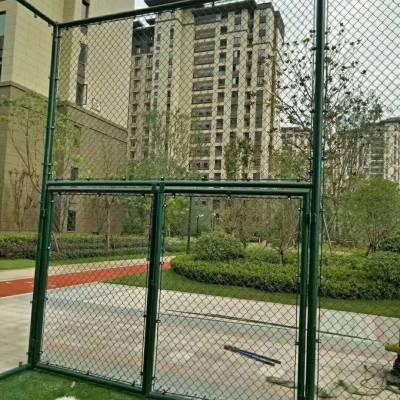 潮州铁丝网护栏 金属边框围网 桥梁防抛网规格齐全