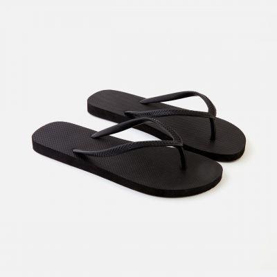 人字拖鞋女夏时尚外穿夹脚防滑平底海边沙滩人字拖鞋防滑 EVA鞋底