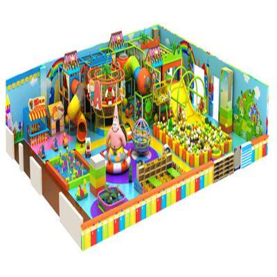 山东孩儿乐淘气堡儿童游乐场商场主题儿童亲子乐园