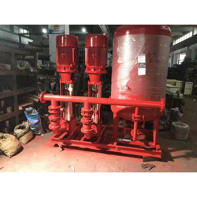 立式多级泵厂家 XBD10.0/40G-HQG 55KW 山西晋城众度泵业