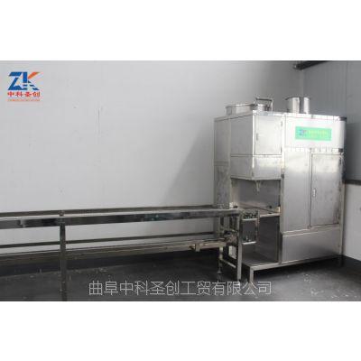 博白新款自动翻盒冲浆板豆腐机,304不锈钢自动冲浆豆腐生产线价格