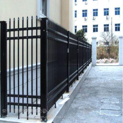 朋英 来样加工铁艺护栏 欧式护栏网 镀锌喷塑 PY-001