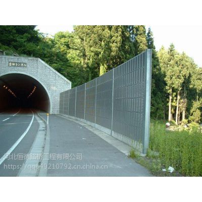 太原小区/桥梁/空调外机声屏障隔音墙厂家直销