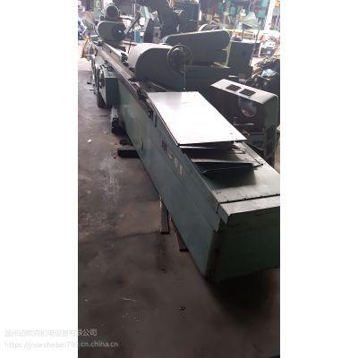 上海机床老款3米外圆磨床型号M1450A