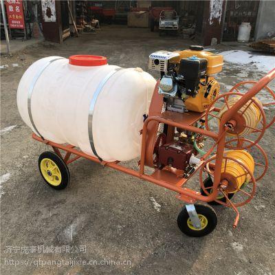 麦田杀虫高压打药泵/喷雾器大容量不用总是对药
