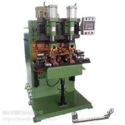 南京豪精 汽车座椅调节支架焊接专机 厂家直销 专机定制 点焊机