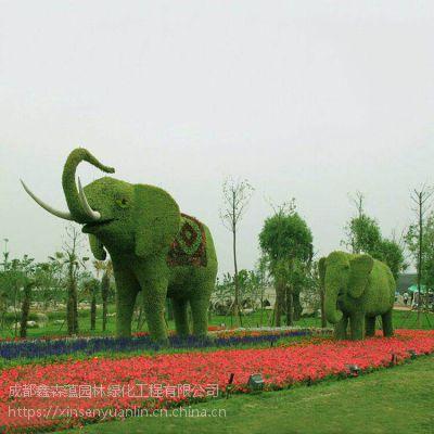我想制作成都仿真面具绿雕,假植物公园摆的雕塑