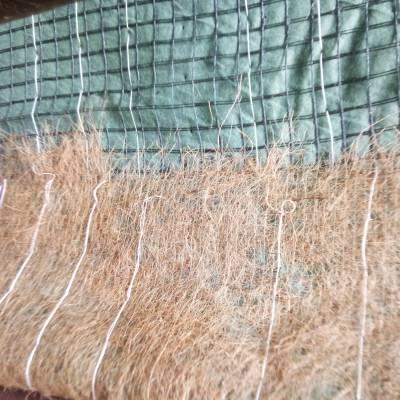 植物纤维毯 椰丝毯河道绿化 植草毯 赣州椰丝毯 植物纤维毯