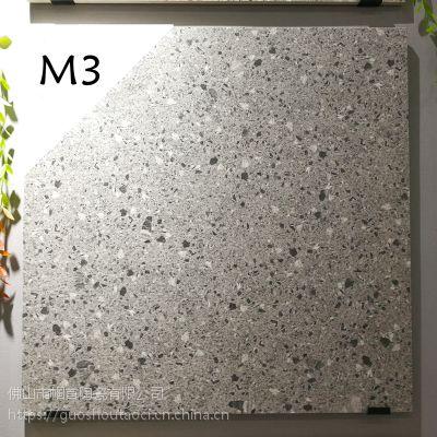 600x600mm水磨石类仿古砖