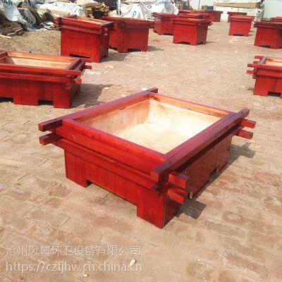 衡水木质花箱厂家|衡水户外花箱—衡水防腐木花箱