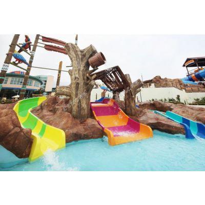 水上游乐设备,组合滑梯,大型小型水上滑梯游乐设备北京可加工定做