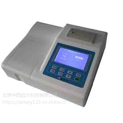 中西食品吊白块检测仪/分析仪 型号:HX377-SJ10DBK库号:M390252