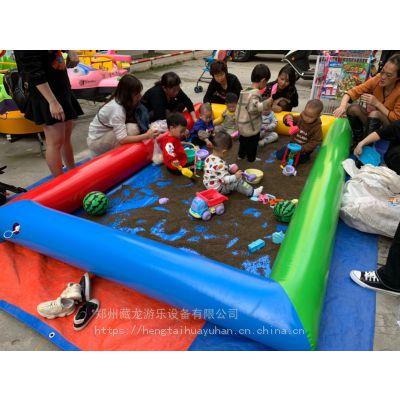 室外小孩钓鱼池玩具定做 ***小的充气钓鱼池什么价格 农村上的充气鱼池生意咋样