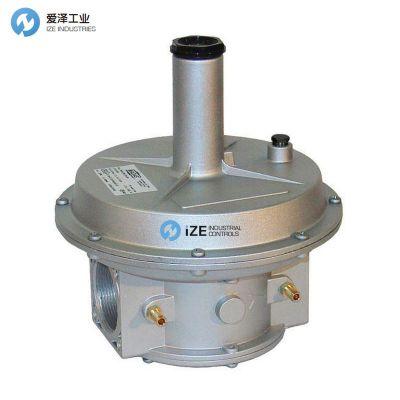 MADAS燃气调压阀RG/2MC(RC)系列 示例RC06/DN40