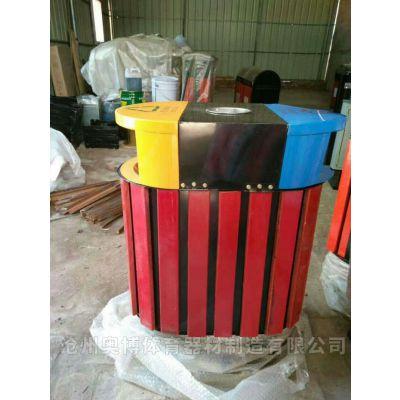 生产厂广场垃圾桶kh室外环卫垃圾箱批发