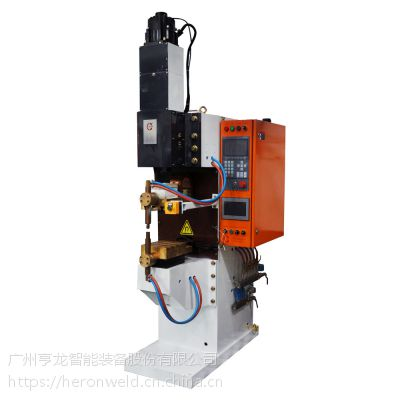 亨龙中频伺服加压焊机