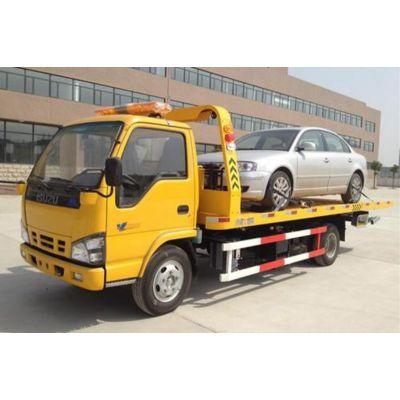 厂家直销杭州清障车 道路救援清障车满意的重汽