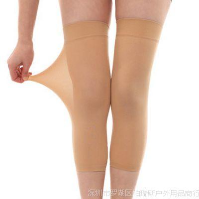 房保暖女腿超薄透气漆护士老寒天护膝关节护腿夏夏款空调季护膝盖