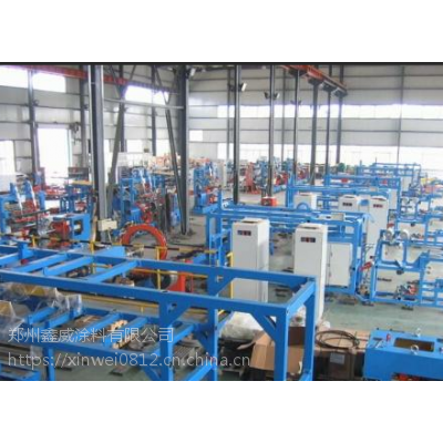 郑州鑫威耐酸丙烯酸聚氨酯漆制造商