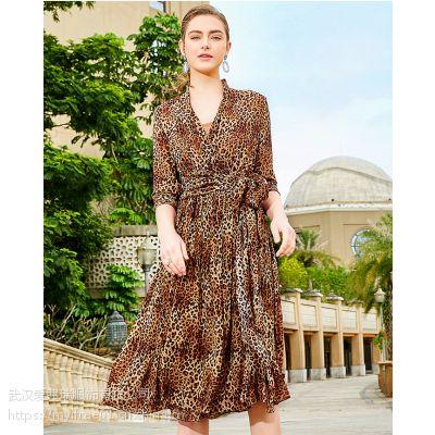 拿货服装便宜好看的网站娅奴民族风连衣裙