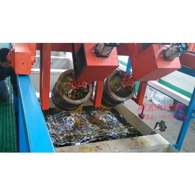 环保电镀黑锌机械手钝化设备/生产线 奥宏环保