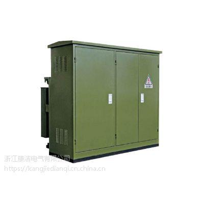 美式变电站-12KV/0.4-1600A