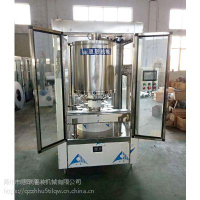 青州惠联厂家直供白酒电子定量灌装机