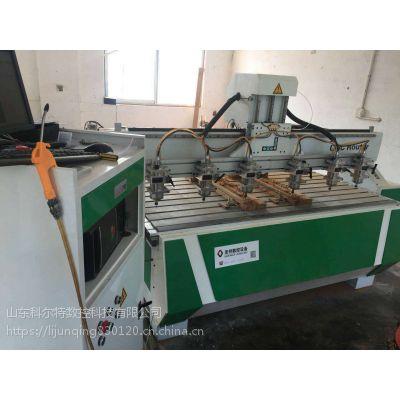 KET-2525一拖六雕刻机 潍坊青州科尔特数控木工雕刻机 质保一年