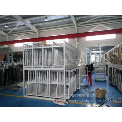 湖南放板材的货架 抽屉式货架价格 贵重板材存放架