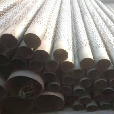 机井井壁管273*6过磅重量 打井井壁管245mm报价