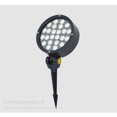 高质量LED地插照树灯
