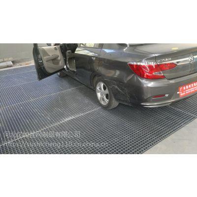 泰顺聚酯FRP玻璃钢防腐蚀洗车房排水板厂家