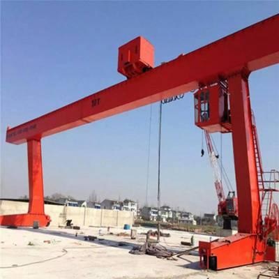 3t5t20t二手航吊厂家处理花架吊 16t单梁龙门起重机 单双梁行车