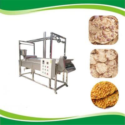 铜勺饼机豆巴机月亮粑机是一种机器生产多种产品的