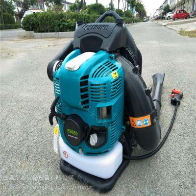 汽油吹风机 路面清雪除尘吹风机动力 供应高效率吹雪机