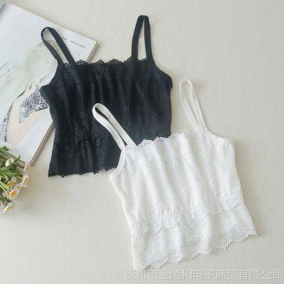 JDY女童内衣小背心文胸发育期学生8-10-9-12岁中大童纯棉11吊带裹