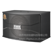FIDEK/飞达娱乐音响FSK-104包房音箱卡拉OK音箱会议音箱